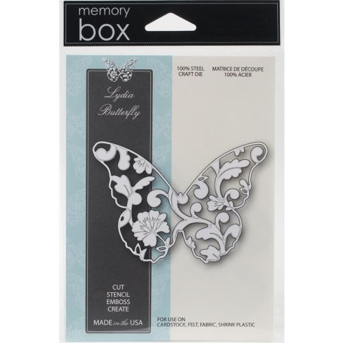 Lydia Butterfly (99089) Memory Box Die